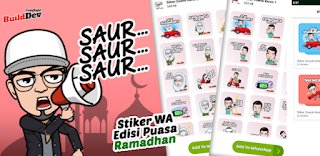 Stiker Ramadhan Whatsapp Viral Dapatkan Disini Aja