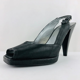 *SALE* Prada Peep Toe Pumps