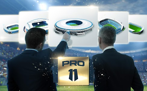 Pro 11 – Soccer Manager GameApk Download For Android 7