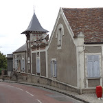 Maison Maurice Ravel : façade sur rue