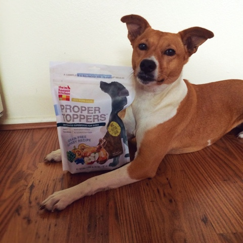 Rubicon Days: Ruby Reviews: The Honest Kitchen Proper Toppers