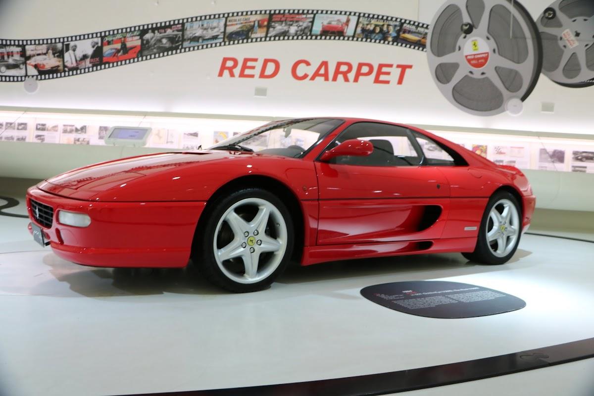 Modena - Enzo Museum 0044 - 1994 Ferrari F355.jpg