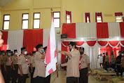 Bupati Tgk Amran Menghadiri Pelantikan Pengurus Gerakan Pramuka Kwartir Cabang Aceh Selatan Masa Bakti  2020-2025