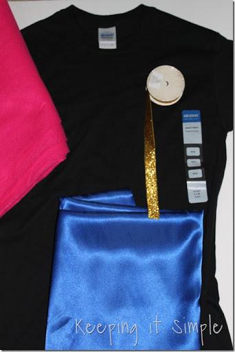 DIY-Anna-Frozen-Adult-Costume-For-Under-$20 ( & Disney Frozen Halloween Costume: DIY Anna Frozen Adult Costume for ...