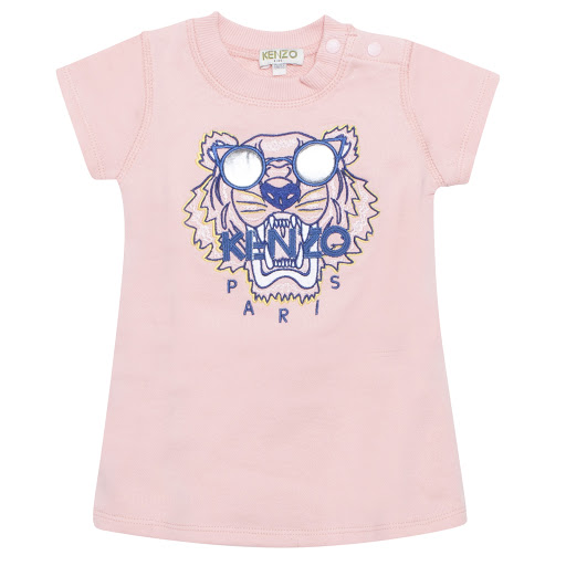 Primary image of Kenzo Pink Tiger Dress