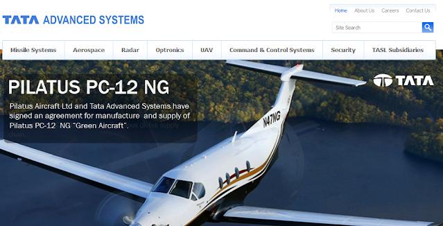 TATA Advance System Limited.