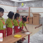 Visit of a Baker for Jr.Kg. at Witty World, Chikoowadi(2018-19)