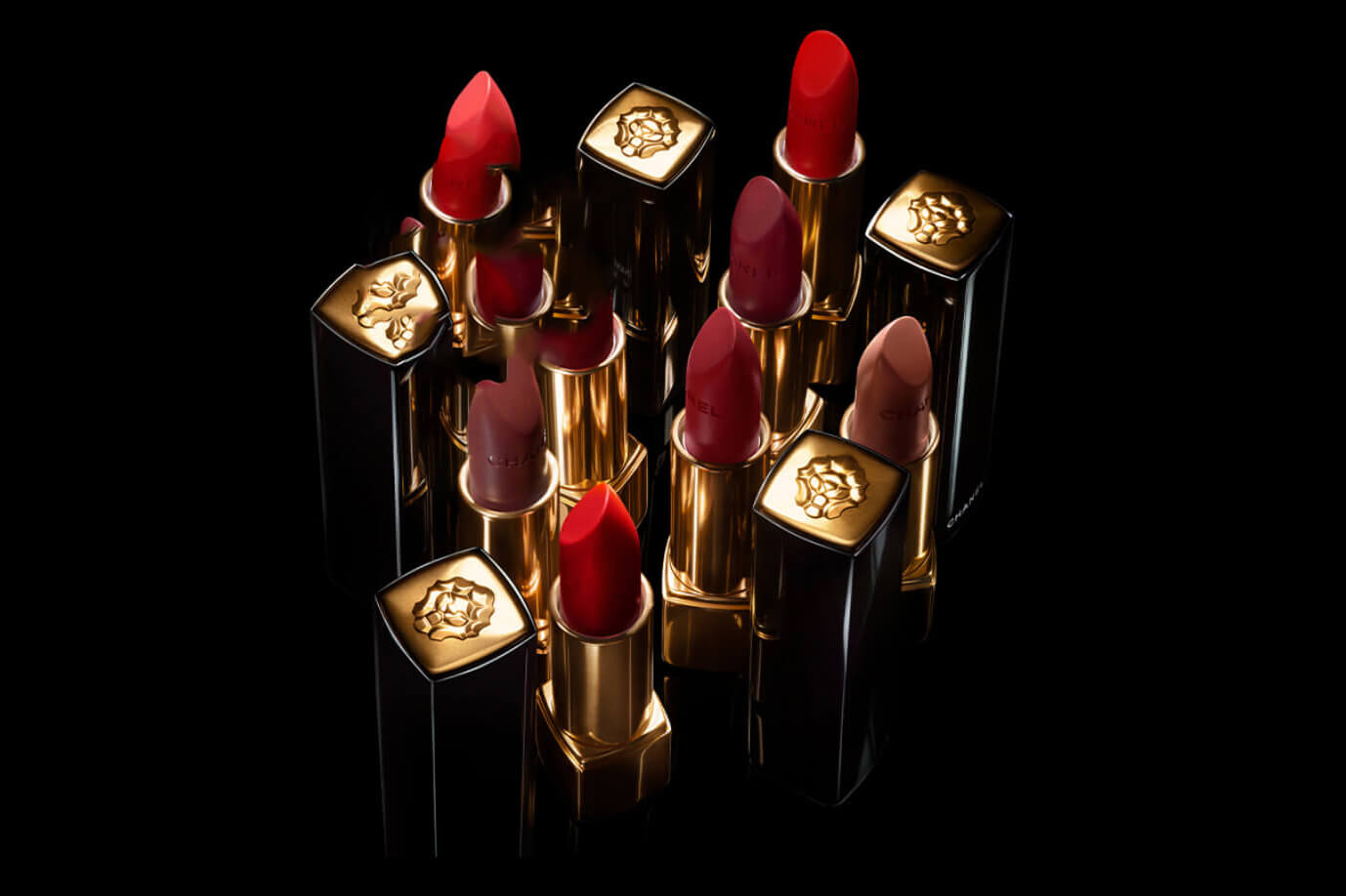 Chanel Rouge Allure Collection Lion