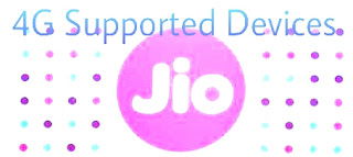Jio volte 4g androids for unlimited internet