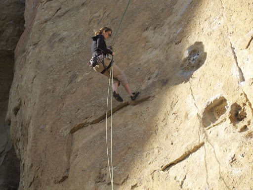 Ana repelling