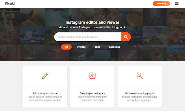 Site para baixar fotos e vídeos do Instagram
