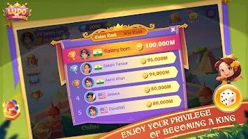 screenshot of Ludo Dream
