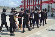 Lagi, 8 Narapidana Bandar Narkoba Jawa Barat Dikirim ke Nusakambangan