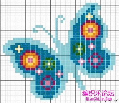 [mariposas+punto+de+cruz+%287%29%5B2%5D]