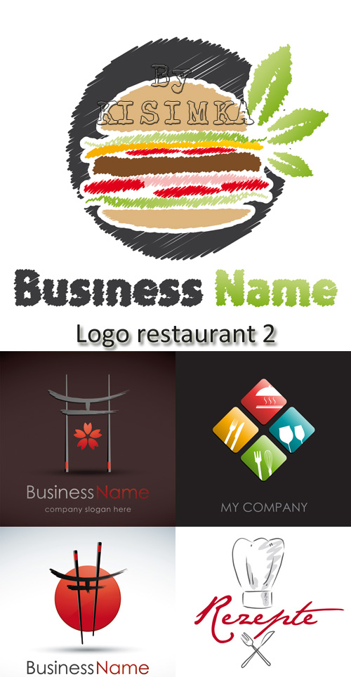 Stock: Logo restaurant 2