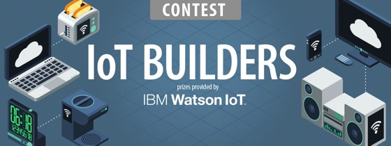 IoT Builders Contest from Instructables