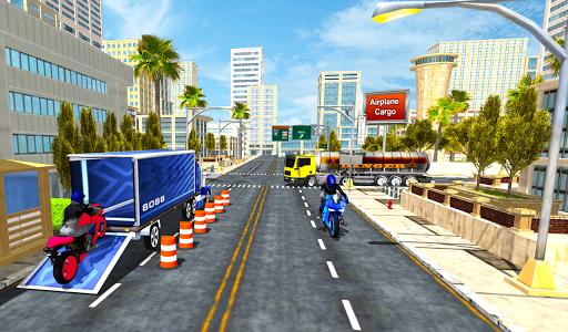 Airplane Car Transport Simulator Drive 1.0 screenshots 6
