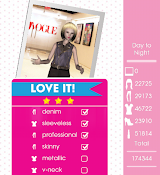 Teen Vogue Me Girl Level 48 - Day to Night - Yourself - Love It! Three Stars
