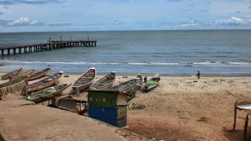 Férias na Gâmbia