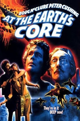 At the Earth's Core (1976) BluRay 720p HD Watch Online, Download Full Movie For Free