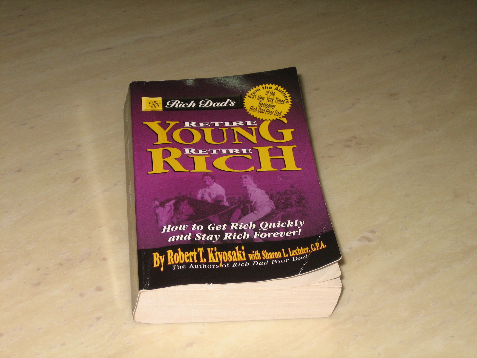 rich dad retire young retire rich pdf