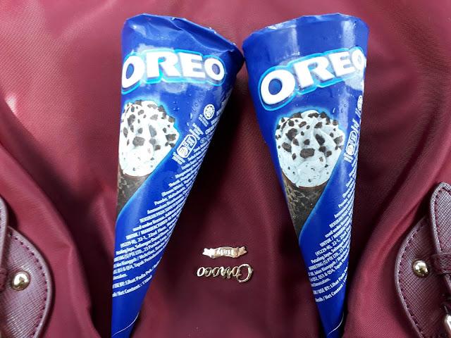 Nestle: Aiskrim Oreo