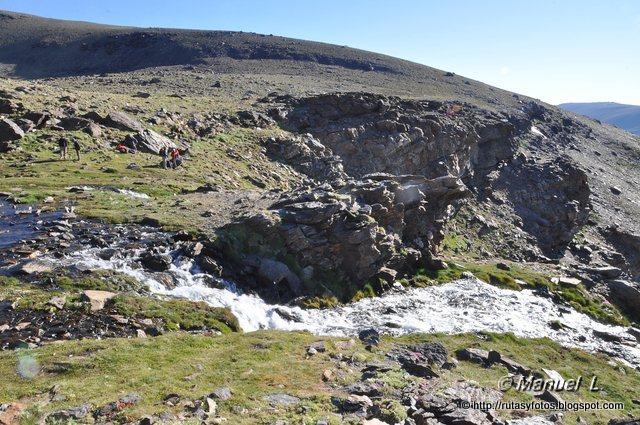 Hoya de la Mora - Mulhacén - Trevélez