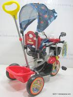 4 Sepeda Roda Tiga GOLDBABY TURBO KING
