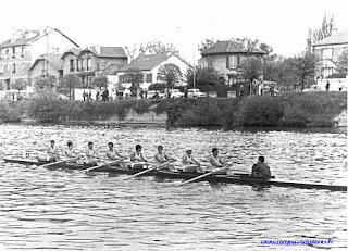 1964-La saison de l'équipe de France d'aviron