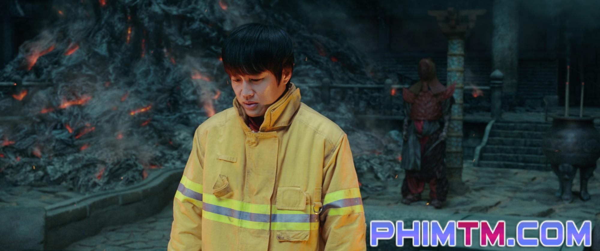 Thử Thách Thần Chết: Bom tấn 800 tỉ mãn nhãn đập tan định kiến về kĩ xảo phim Hàn - Ảnh 7.