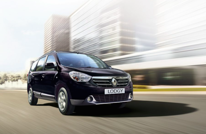 Renault Lodgy First Look