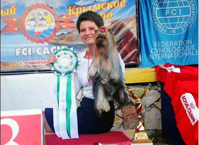 Фотоотчёт с 2хCACIB в Песчанном, Крым 07-08.09.13 11_BIS3