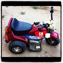 Photo: Cool kid motorcycle #intercer #bike #motorcycle #romania - via Instagram, http://instagr.am/p/L2WkQEJfnV/