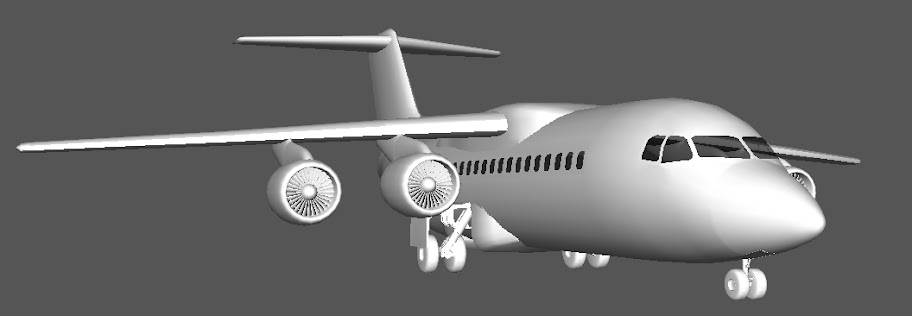 British Aerospace BAe-146 Series (100, 200 and RJ) Selection_021