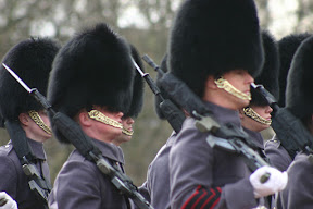 Soldiers in the new Guard