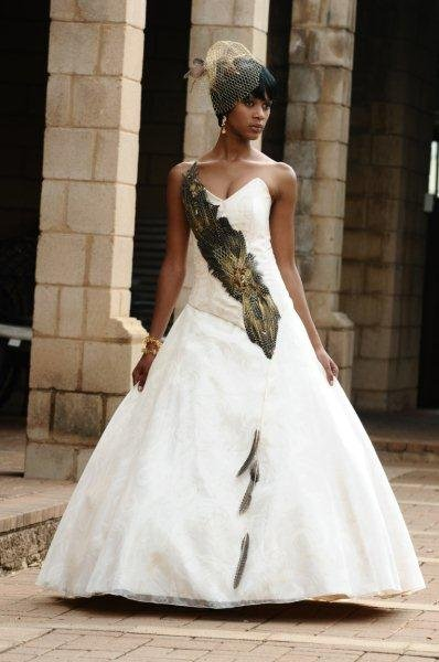 Wedding Dresses Pictures In South Africa : Traditional wedding dresses sotho real hair