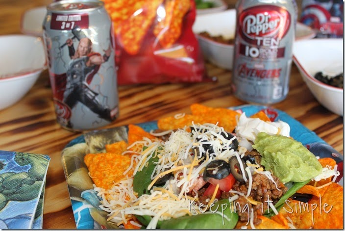 #ad Doritos-Taco-Salad #AvengersUnite (4)