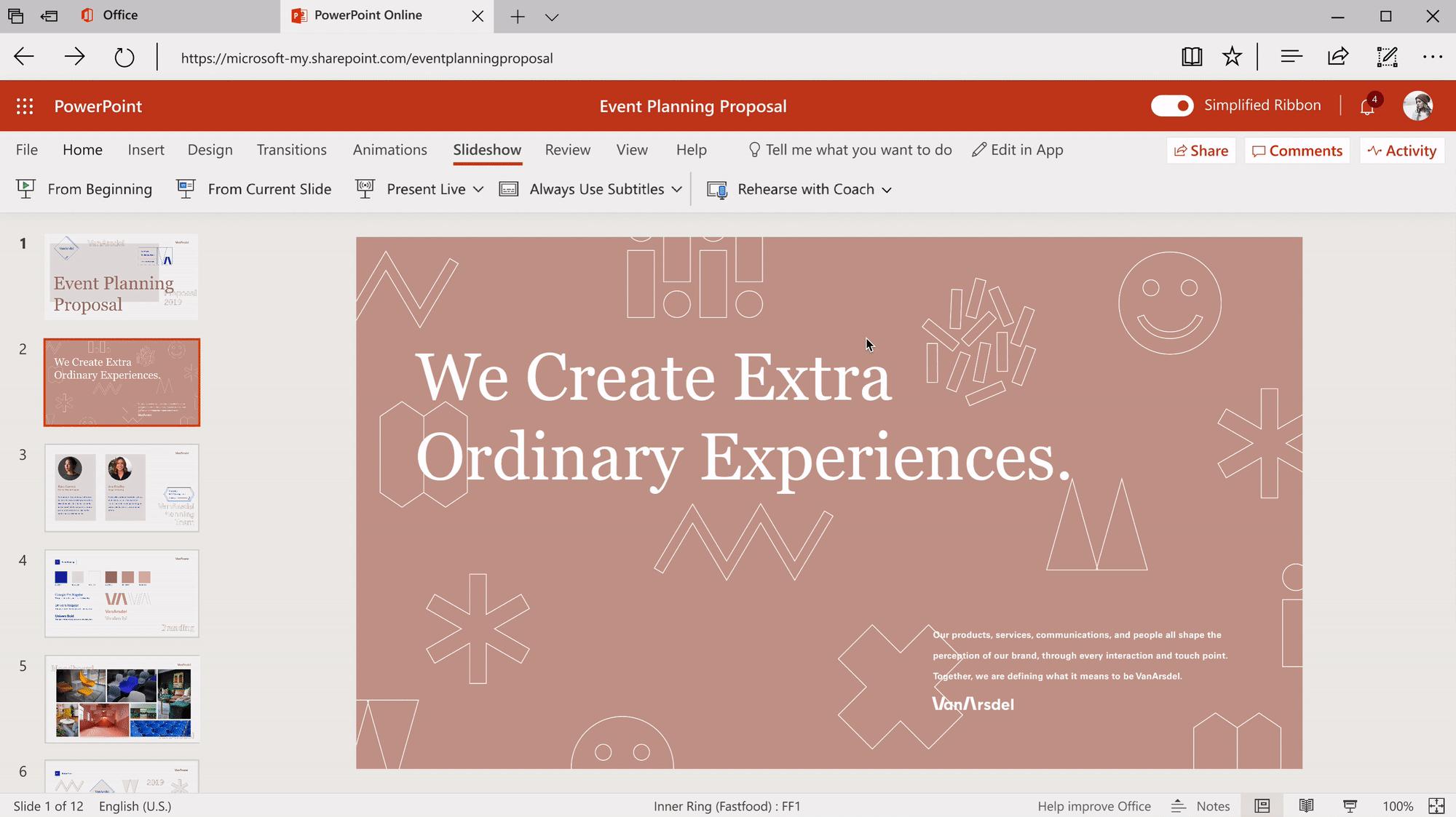 Microsoft PowerPoint Presenter Coach disponibile su tutte le piattaforme