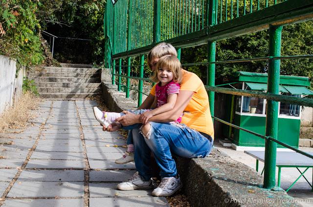 Лена и Катюша