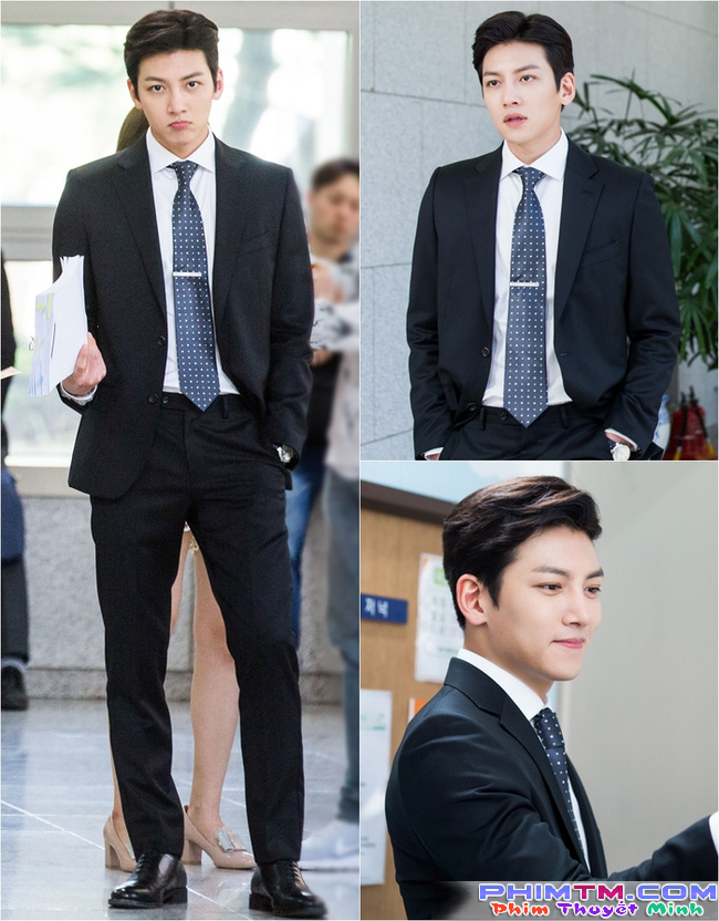 Ji Chang Wook lại đẹp lồng lộn, Yoo Seung Ho sát sàn sạt nữ phụ - Ảnh 3.