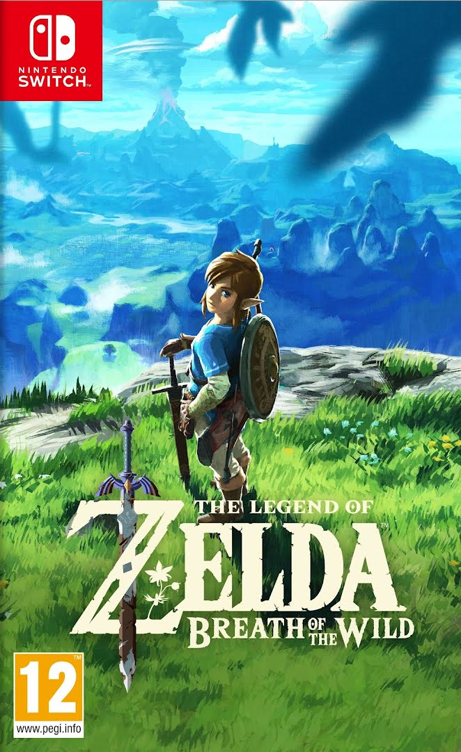 The Legend of Zelda: Breath of the Wild (2017)