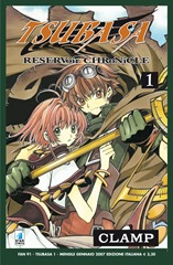 Tsubasa RESERVoir CHRoNiCLE (CLAMP)