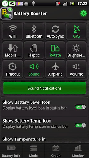Battery Booster (Full) for Android