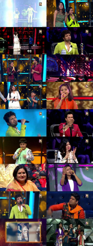 Screenshots Of Hindi Show Superstar Singer 15th September 2019 Episode 24 300MB 480P HD