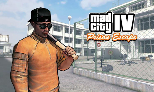 Mad City IV Prison Escape APK MOD DINHIERO INFINITO OBB DATA