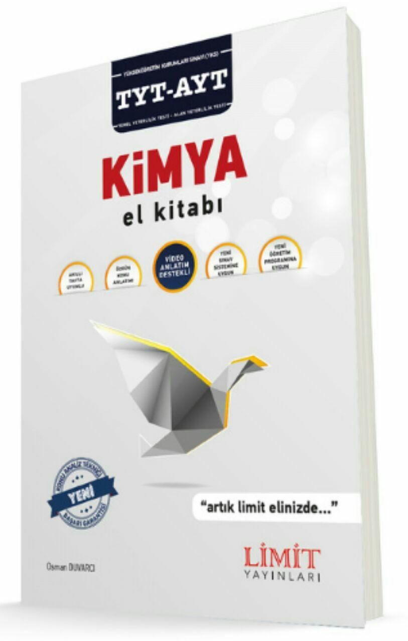 Limit Yayınları Tyt Ayt Kimya El Kitabı