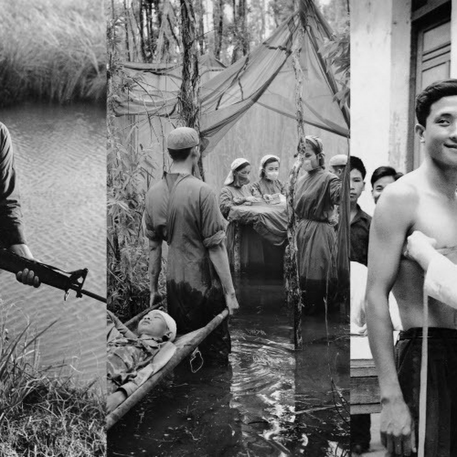 Unseen Pictures of The Vietnam War From The Other Side