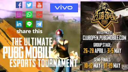 THE ULTIMATE PUBG MOBILE ESPORTS TOURNAMENT : Open Club Group Stage