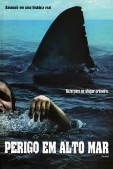 capa Perigo em Alto Mar