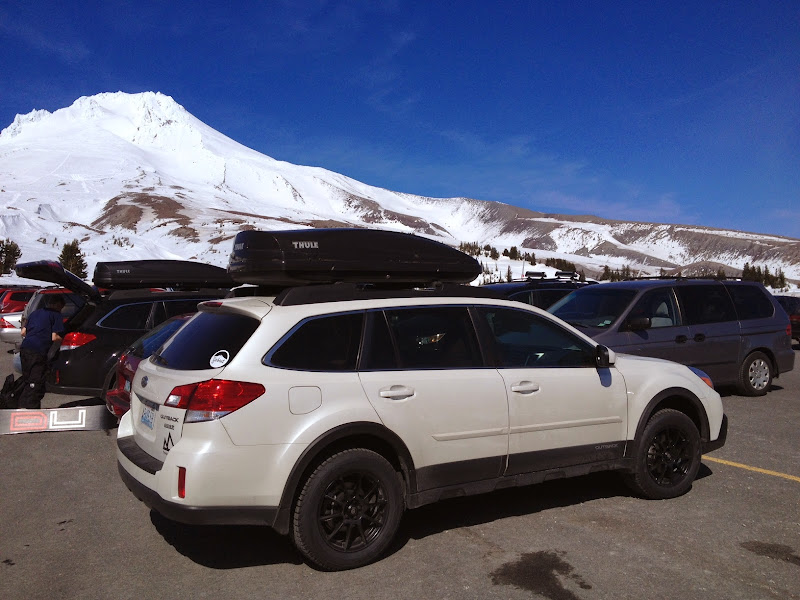 Generation 4 Roof Rack Rail Problems Subaru Outback